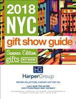 NY Gift Guide - August 2018